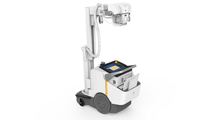 Mobile X-ray equipment, MobileDiagnost
