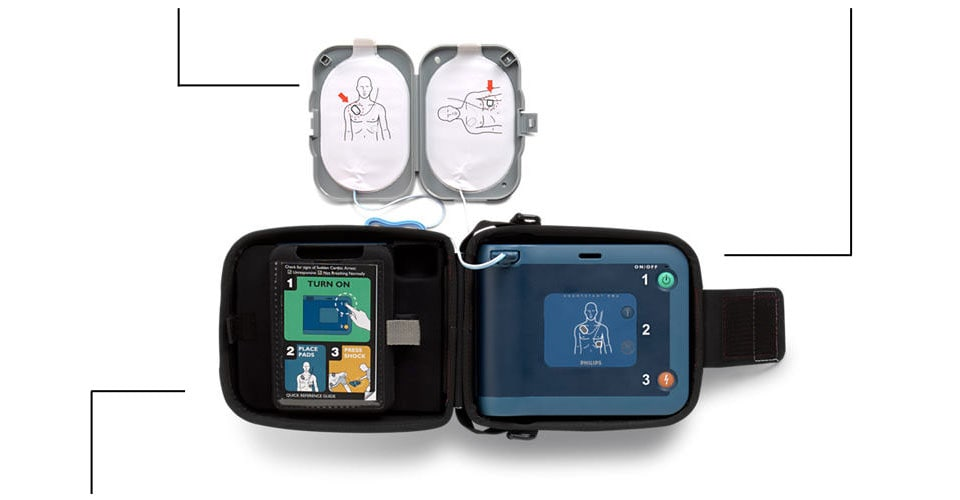 Philips AEDs