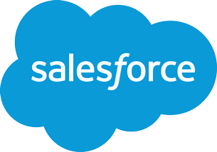 Salesforce Cloud Computing Logo